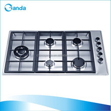 5 Burners Gas-fired Cooking Cooktop (GH-5S25A)