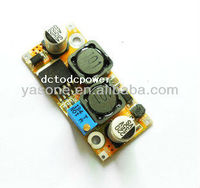 Automatic Buck module Solar LM2577 power board DC-DC step-down power module board can be raised