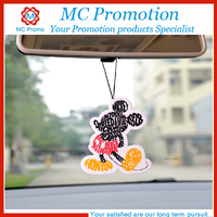 Custom Car Paper Air Freshener for Air Conditioners