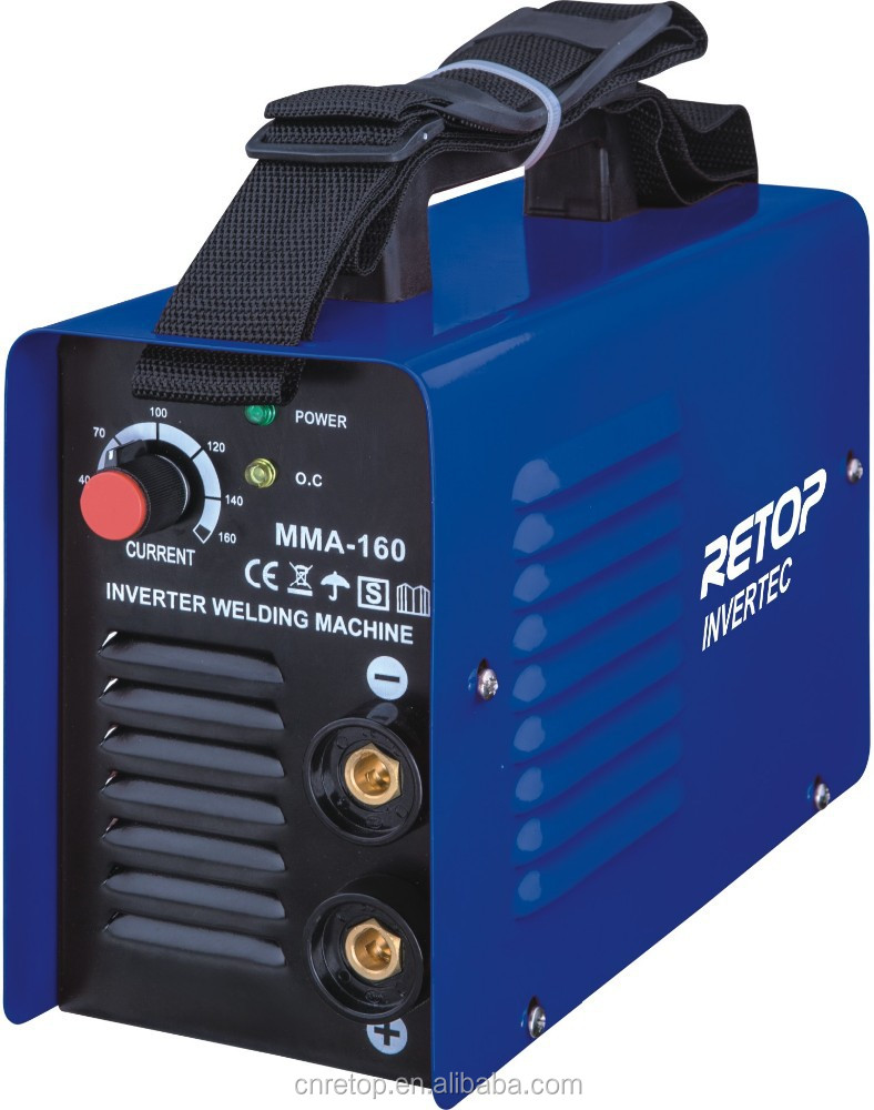 MMA-160LI portable Cheap pictures of welding machines