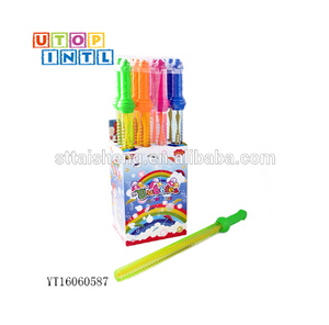 kids outdoor play set stick soap toy bubble gun for selling