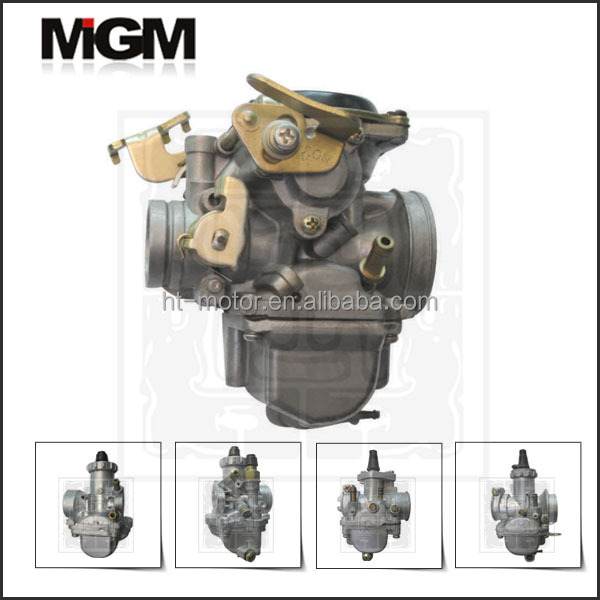 OEM Quality GN125 motorcycle carburetor parts /japanese motorcycle carburetor