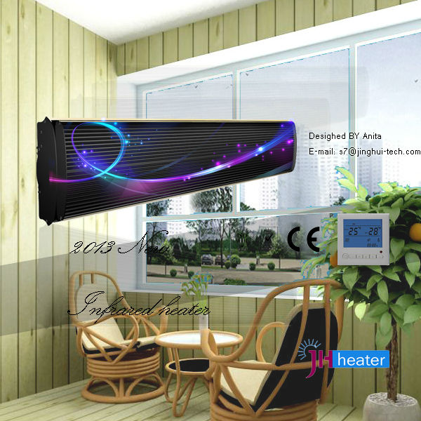 New! Yoga room infrared heater Hot In India~