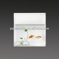 White acrylic used fish tanks for sale