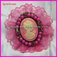 2012 most fashion wholesale crystal brooches
