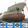 marine ship launching landing lifting salvage rubber airbags