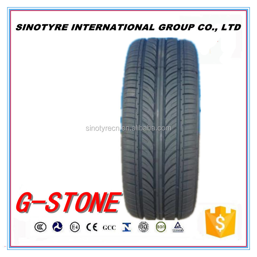 China best passenger car tyre PCR with great ride performance,approved by DOT/ECE/GCC, promotional price