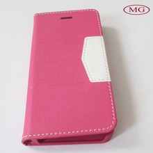 china wholesale cheap flip leather case for iphone 5c, case for iphone 5c