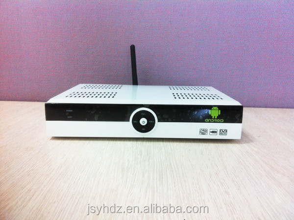 Yes High Definition and Digital Type dvb-s2 android smart tv box