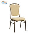 HC-931 nice cheap price steel high back molded seat banquet chair