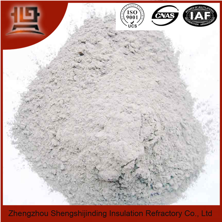 JINDING fused refractory calcium aluminate cement with CE certification