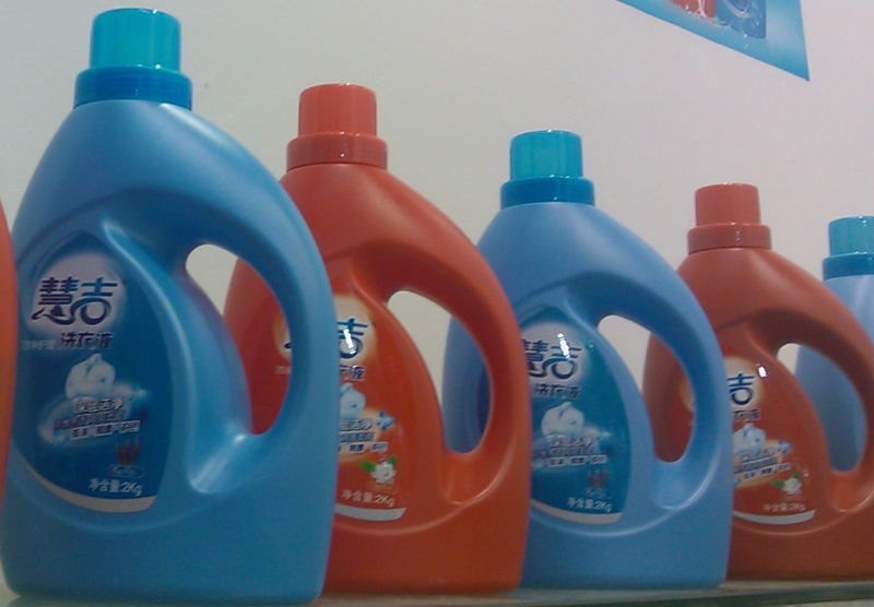 Clothes Washing Liquid Detergent(Low Foam,easy to clean)
