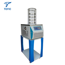 Vegetable food fruit Vacuum Vacuum Freeze Dryer Table type flower lyophilizer price