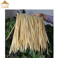 High quality fire resistant synthetic resin thatch roof tiles