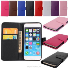 New Wallet Flip PU Leather Phone Case Cover For Samsung Galaxy S3/S4/S5/S6/ Edge