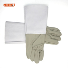 SHINEHOO Wear Resistant Miner Gloves Welding Safety Gloves Manufacturer