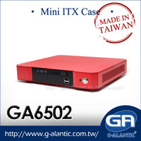 GA6502 - mini Home Theater itx Computer industrial pc