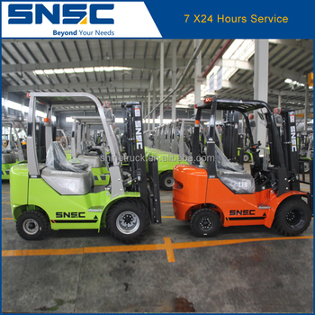 SNSC 4PCS 1.8T Forklift to New Zealand