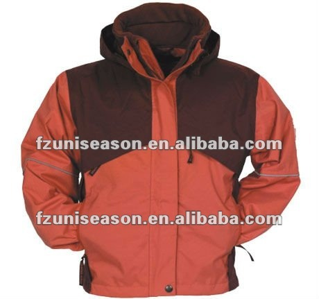 Mens Waterproof Winter Anorak