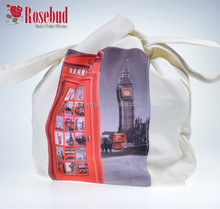 Digital Printing Cotton Tote Bag