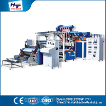 HT-1000MM Fully automatic Wholesale low price three or five layer plastic film welding machine