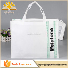 Cheapest custom printed shopping handmade shopping foldable non woven bag