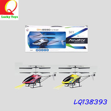 New design 3CH alloy flying toys for kids rc aircraft model with USB(3colors)