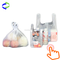 Heavy Duty Plastic T-Shirt Shopping Bags Wholesale