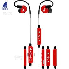 dual driver units pretty good sound quality comfortable stablely wear wireless mobile sport earphone