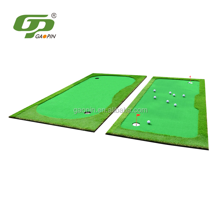 Personal golf putting green factory for sale