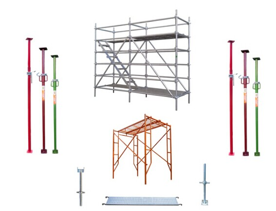 Scaffolding Sizes Standard : Construction mobile steel frame scaffold from real factory
