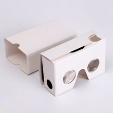 Manual Version Of The Virtual Reality Vr 3D Glasses Vr Google Cardboard