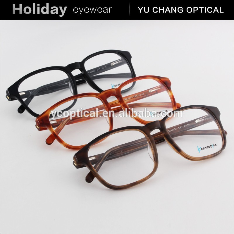 Spectacle frames china latest branded new model optical plastic glasses frame