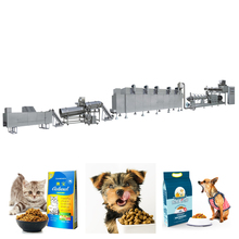 pet dog treats making machine extruder