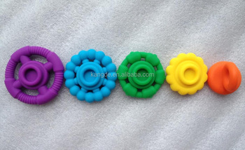Whole Sale Silicone Colorful Rainbow Stackers for Game, Factory Supplier Directly, Exist Mould