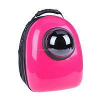 backpack carrier pet plastic carrier pet dog waterproof carrier pet