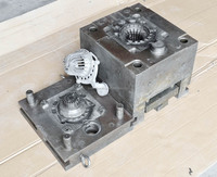 aluminium die casting mold for auto parts