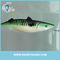 Dearfishing wholesale deep sea fish lure luminous fishing lure