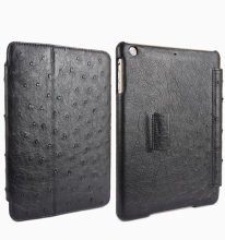 Genuine cowhide leather table case For Ipad air 2 Wallet Leather Case, 9.7 inch Tablet Case Cover for ipad air 2