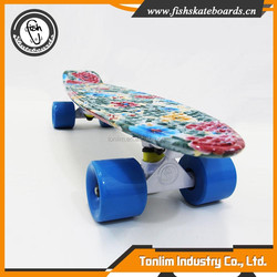 "Factory direct sales 3"" wide high aluminium alloy truck custom cruiser board"