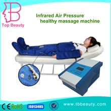 professional Air pressure infrared leg massager lymphatic drainage machine