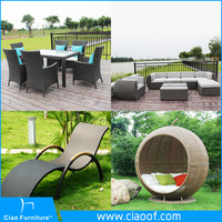 Rattan Furniture Outdoor Dining Set / Sofa Set / Sunbed / Chaise Lounger