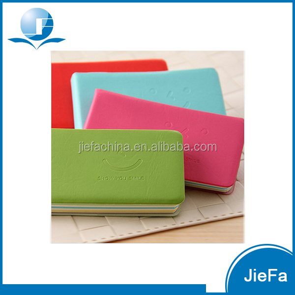Cheap Wholesale Eco Friendly Pocket Agenda