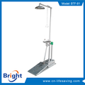 New design eyewash and shower stainless steel with low price