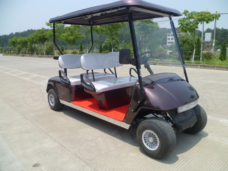 Cheap 4 passenger mini electric golf cart for sale buy for Motorized carts for sale