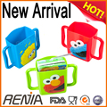 RENJIA silicone cup sleeeve drink bottle holder juice box holder