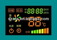 GOOG QUALITY~full color instant water heater led display