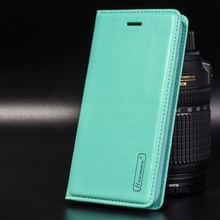 for iphone 7 pu wallet case , leather wallet phone case cover for iphone 7 with stand