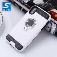 Hot Selling 2017 Amazon 3D Ring Phone Case For Samsung Galaxy S8