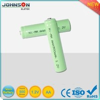 the make one's own product battery of the aaa 1.2v ni-mh rechargeable battery,made in china